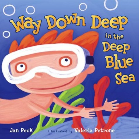 ocean way down deep in the deep blue sea
