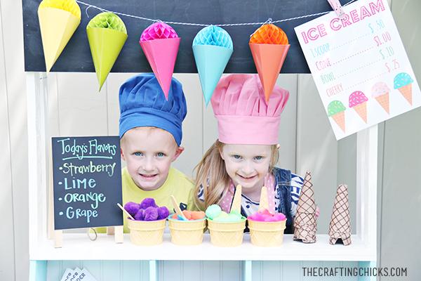 sm ice cream shop hl