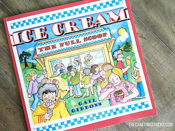 sm ice cream the full scoop gail gibbons