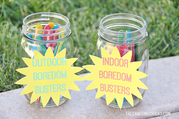 40 Summertime Indoor and Outdoor Boredom Busters | Kids Activity