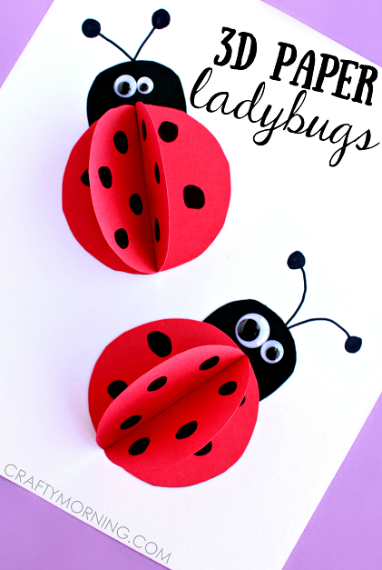 Bugs Activities and Printables - so many fun crafts to keep kids busy this summer!