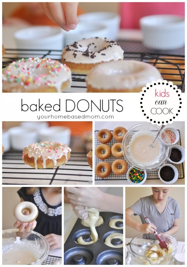 Baked-Donuts-are-a-fun-way-to-keep-the-kids-busy-in-the-kitchen.