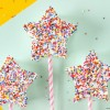 Marshmallow Fairy Wands