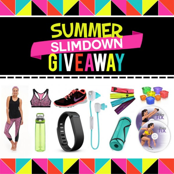 Summer Slimdown Giveaway