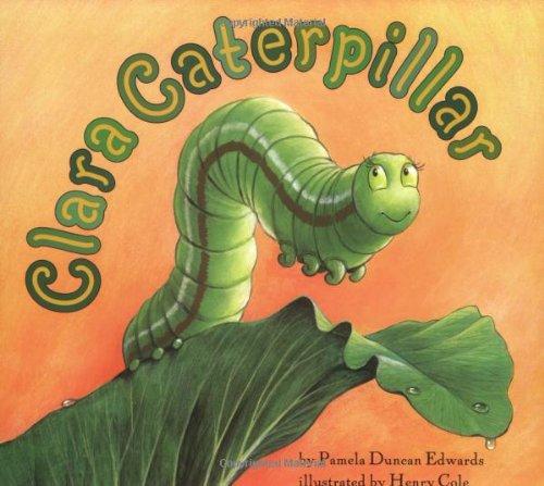 bugs clara caterpillar