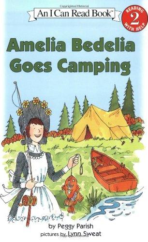 camping amelia bedelia goes camping