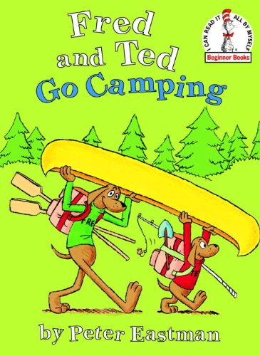 camping fred and ted go camping
