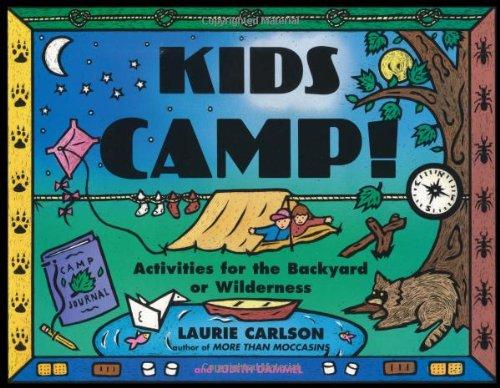 camping kids camp