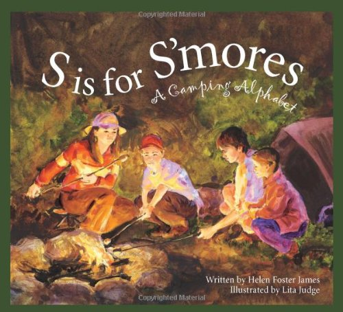 camping s is for smores