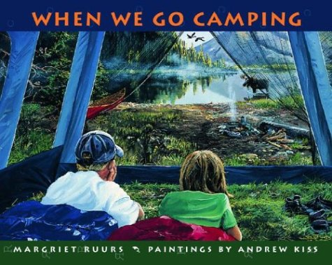 camping when we go camping