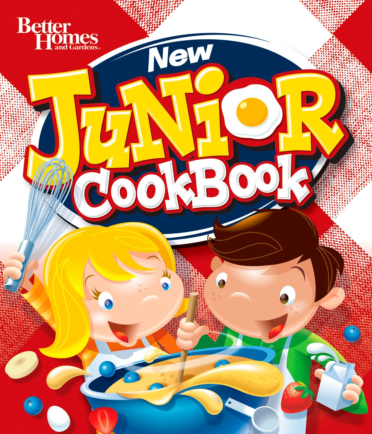 cooking new junior cook book