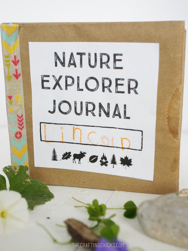 Nature Explorer Journal