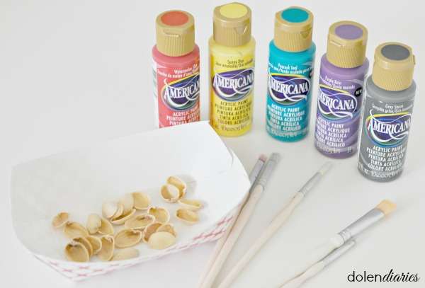 painted bug supplies