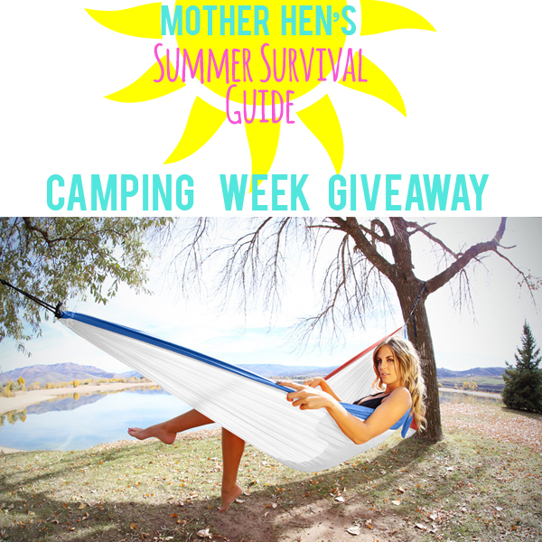Ultimate Hammock Giveaway