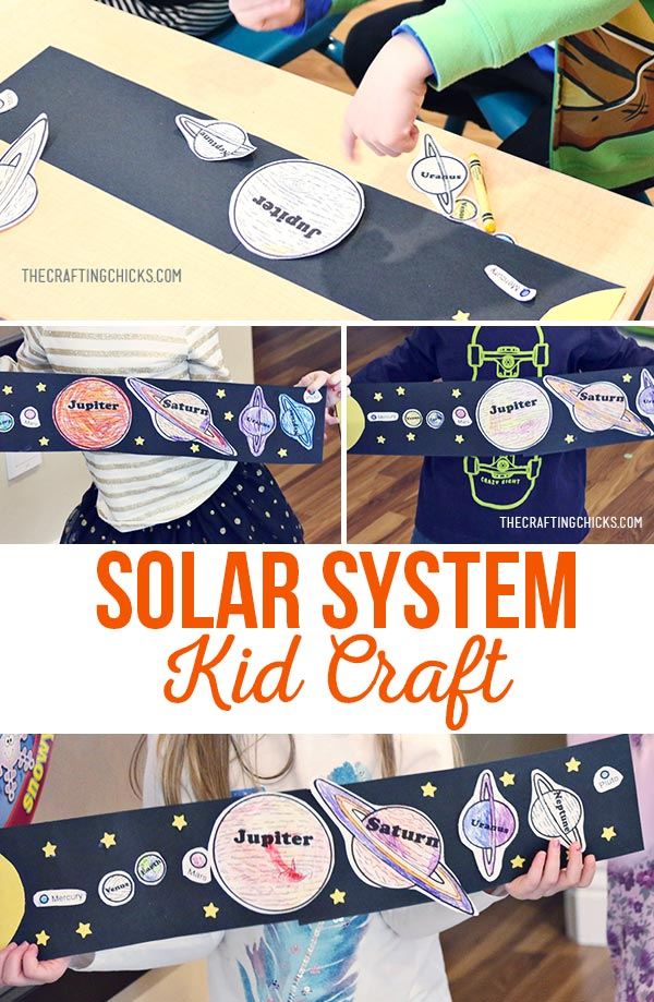 Kids Solar Craft