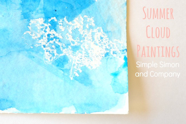 Summer Cloud Paintings