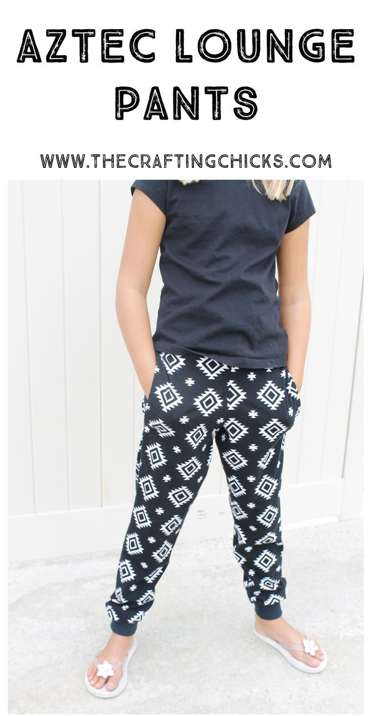 Aztec Loung Pants
