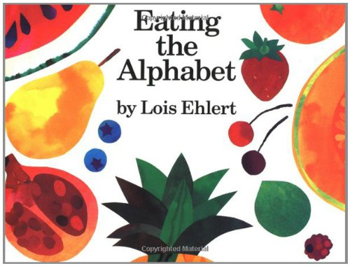 garden eating the alphabet