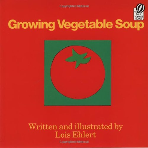garden growing vegetable soup