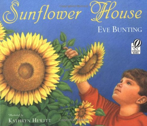 garden sunflower house
