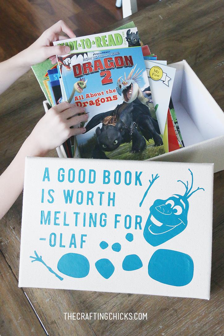 sm olaf book box 4