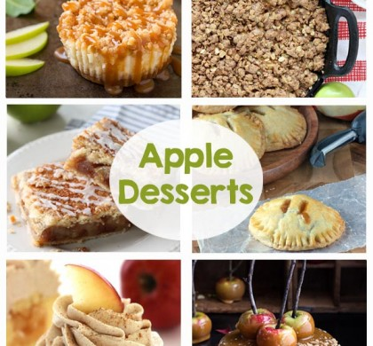Favorite Apple Desserts