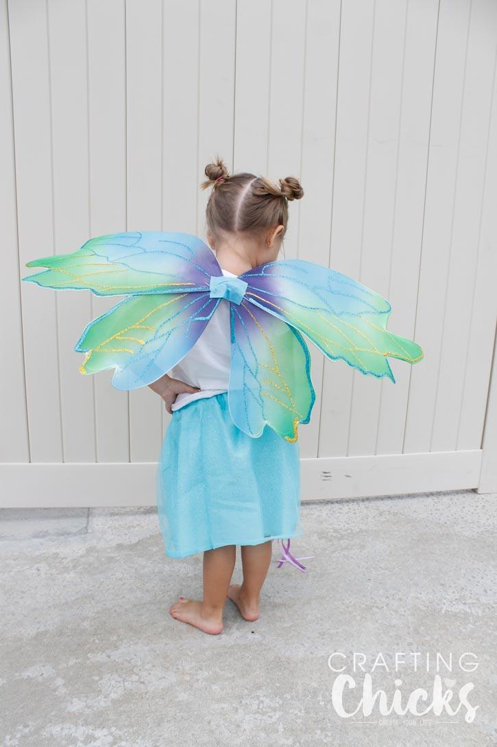 Fairy Costume Diy