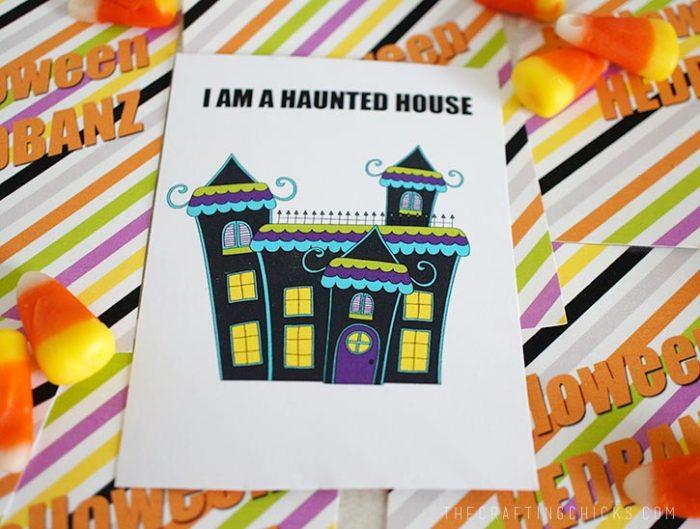 printable halloween hedbanz