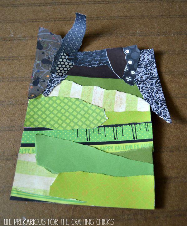 Scrap Paper Halloween Art3