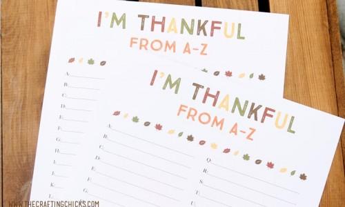 Thankful-az