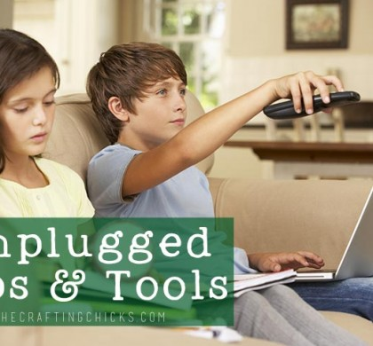Tips and Tools To Unplug