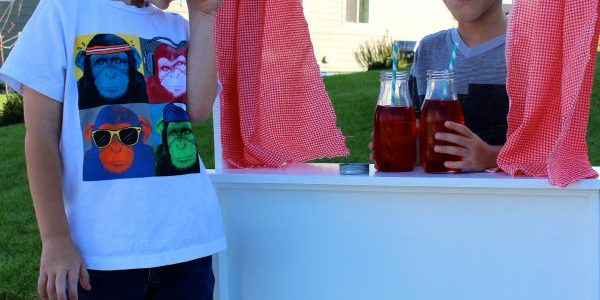 Build Your Own Drink Stand