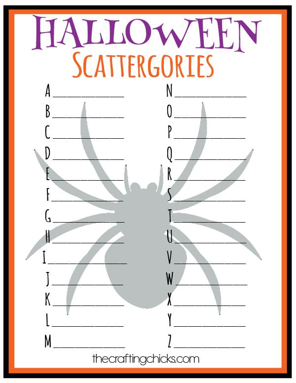 30 Fall Favorites - printables, games, decor, desserts, pumpkins, treats, and more!
