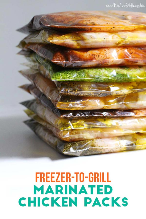Freezer to Grill