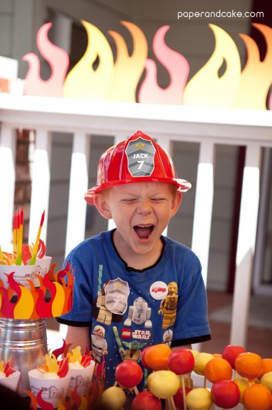 Boy Party - Firetruck