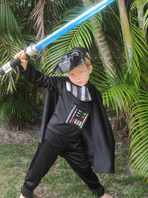 Boy Party - Star Wars