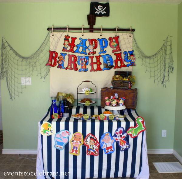 Boy Party - Pirates