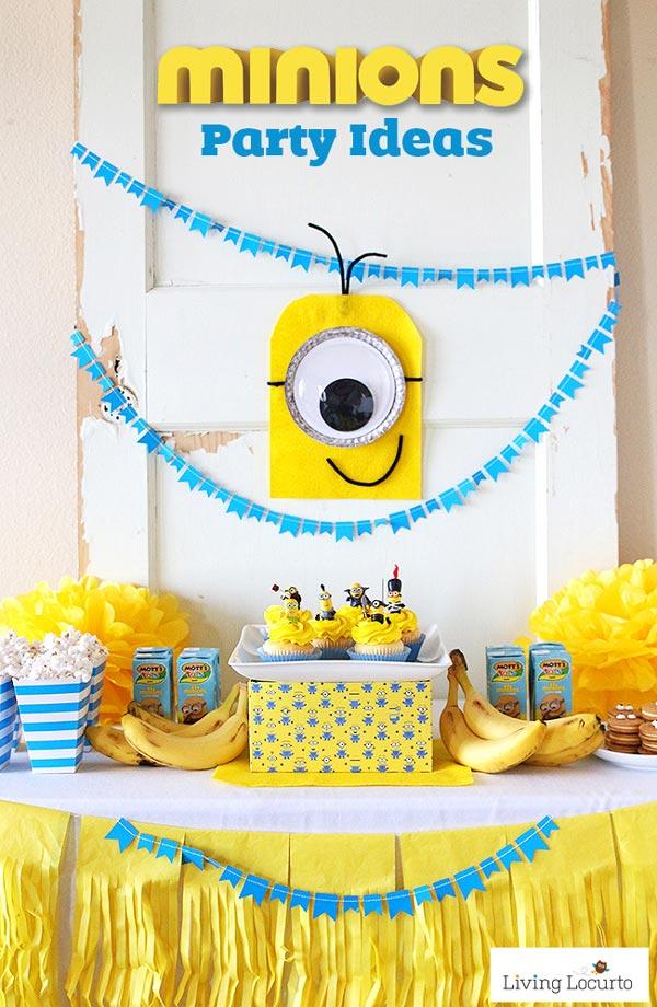 Boy Party - Minions