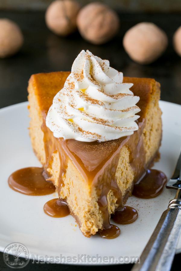 20 Yummy Pumpkin Desserts - cheesecake, cupcakes, bread, cinnamon rolls, caramel, ice cream, truffles, cookies, bars, cream pies... so many great recipes!