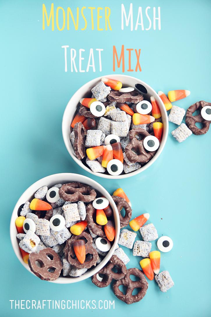 Monster Mash Treat Mix