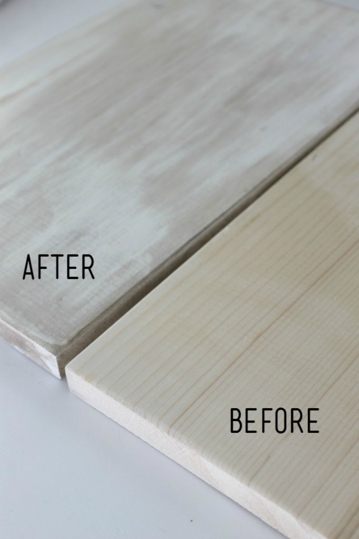 weathered wood tutorial