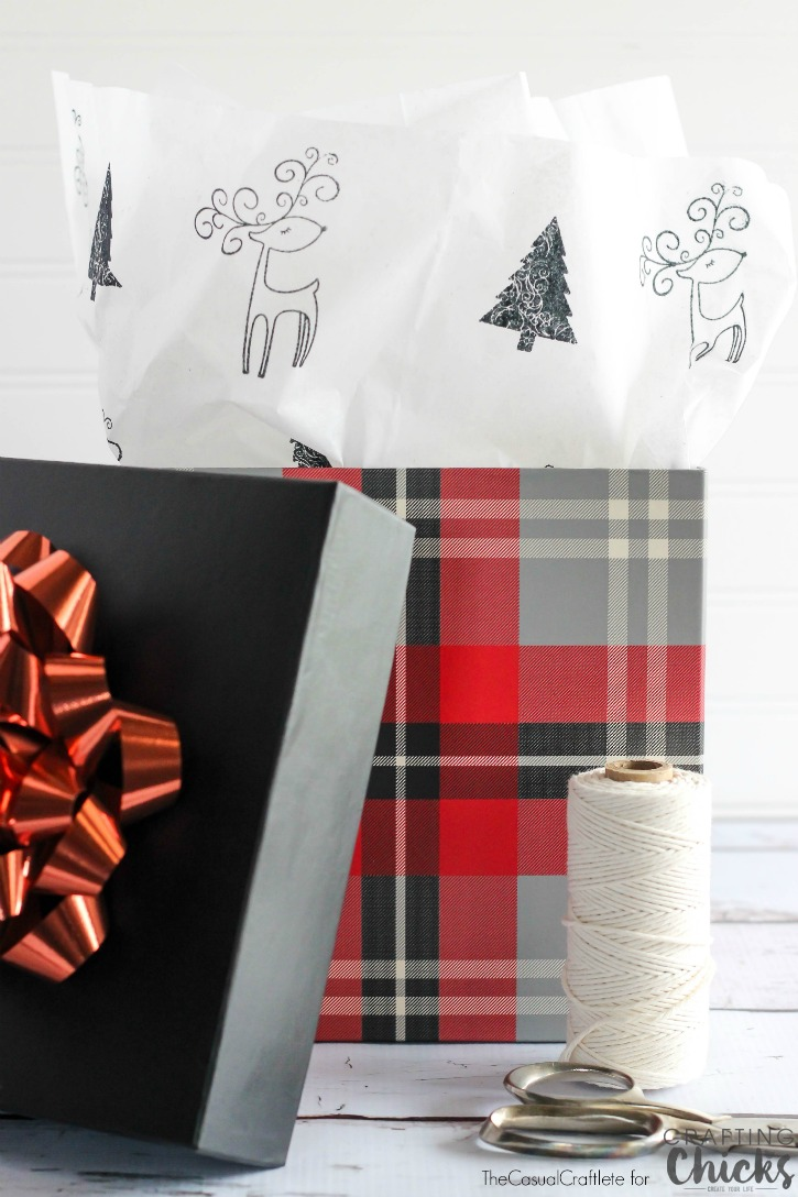 Cute Holiday Gift Wrap Ideas