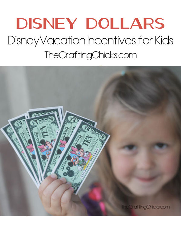 disney incentives for kids