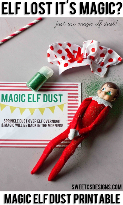 Magic Elf Dust