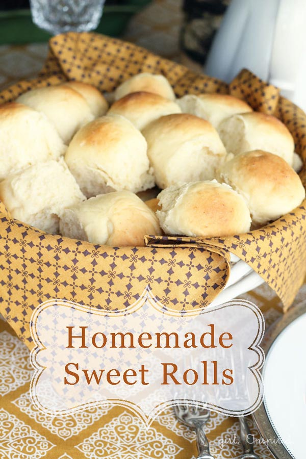 Favorite Rolls Recipes