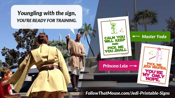 jedi training printable