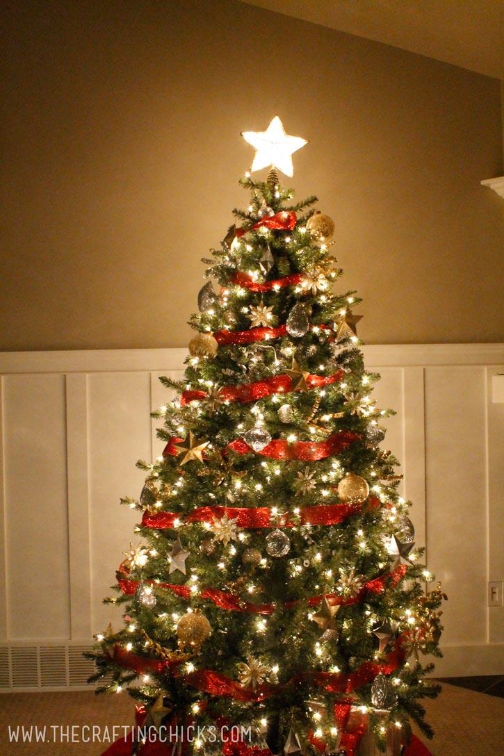Star Of Christmas Dream Tree Reveal