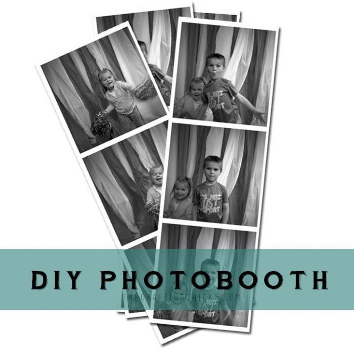 diy photobooth