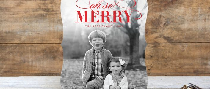 Christmas Cards 2015 & Minted Giveaway!