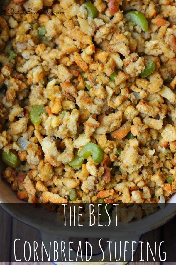 Favorite Stuffing Recipes